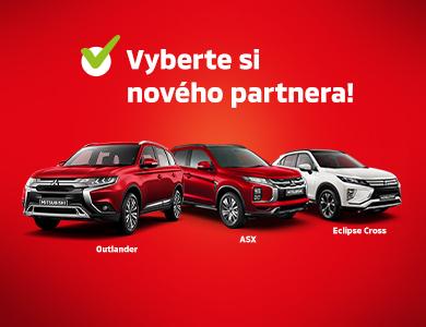 Vyberte si nového partnera!<br/>Ihned skladem a za dobré ceny!