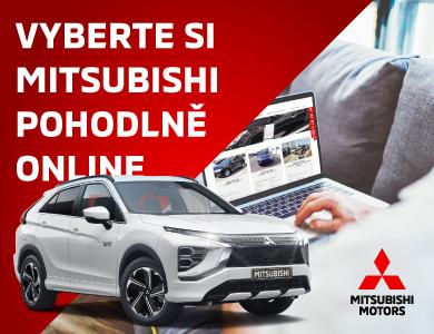 MITSUBISHI ON-LINE PRODEJ