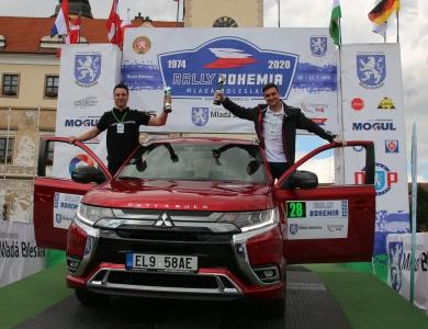 ECO rally Bohemia 2020
