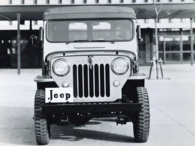 1953 Jeep J3