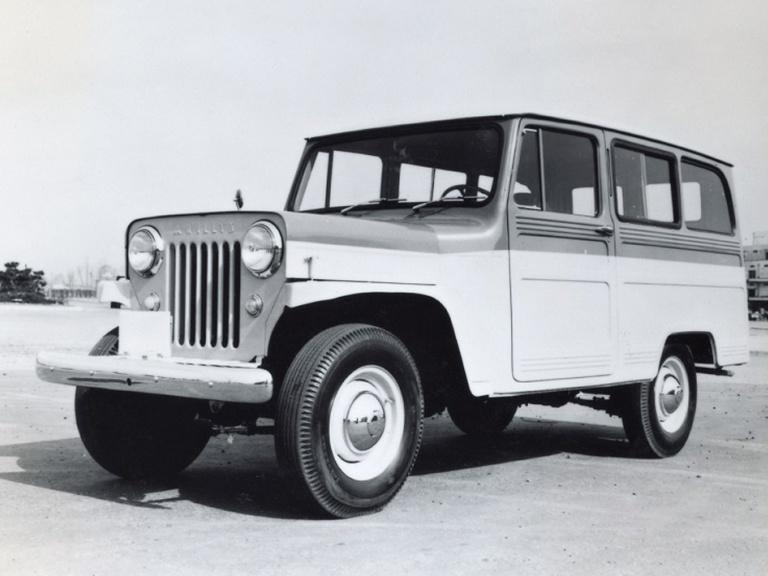 1956 Jeep J11