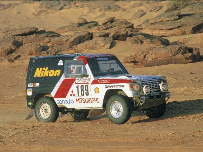 1985 Dakar Rally