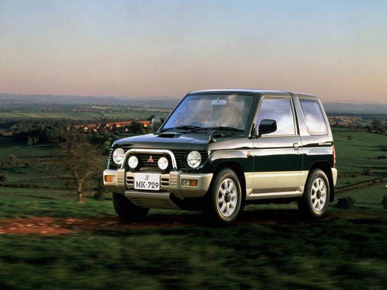 1994 Pajero Mini