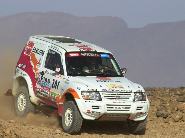 2002 Dakar Rally