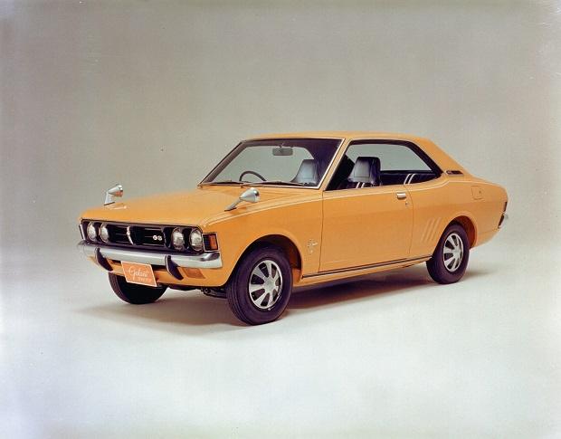 Mitsubishi Colt Galant 1970