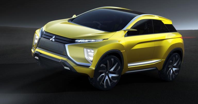 Mitsubishi ASX 2017 verze ve specifikaci pro americký trh